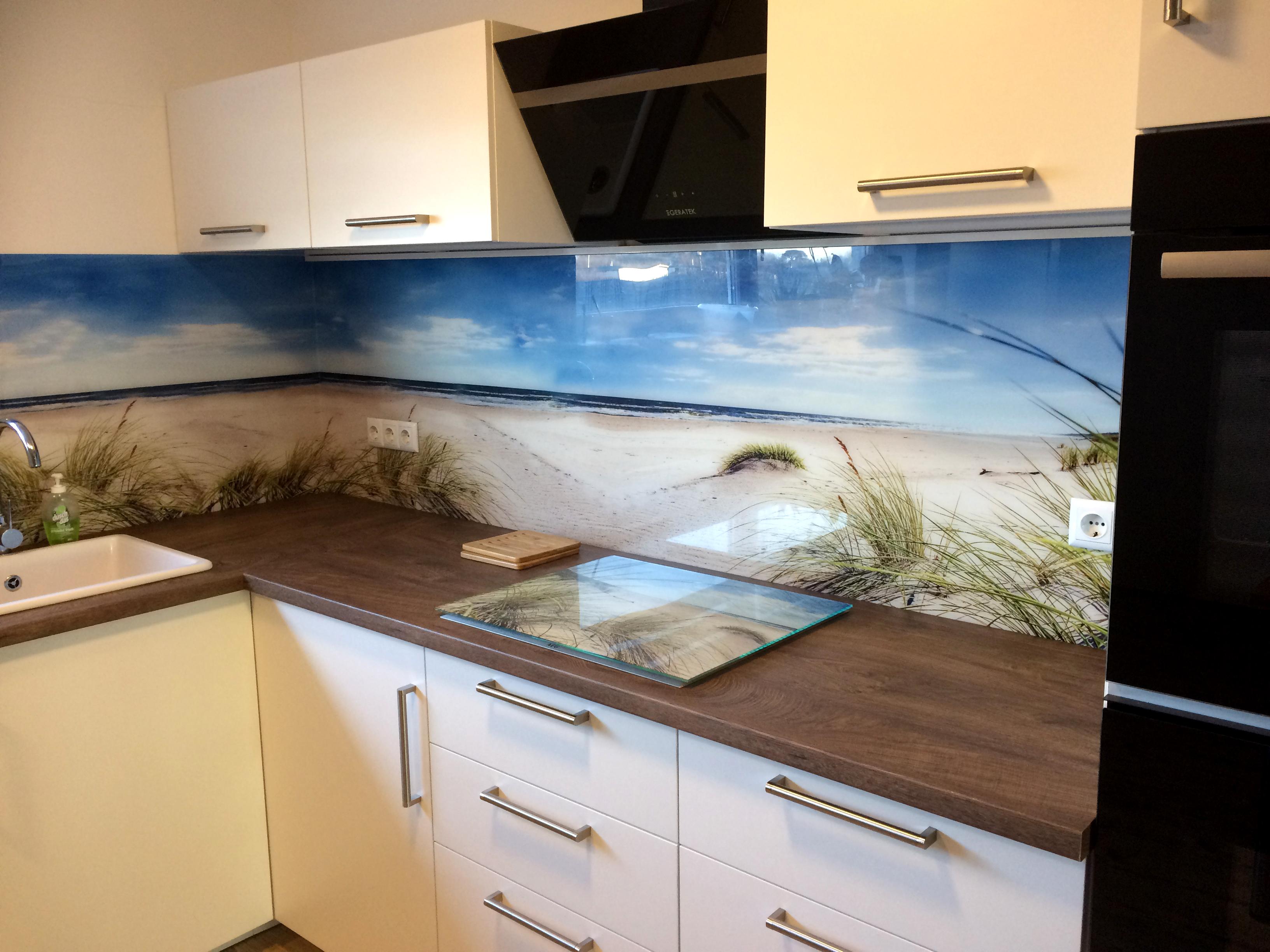 Küchenrückwand nach Maß - Küchenrückwand,spritzschutz