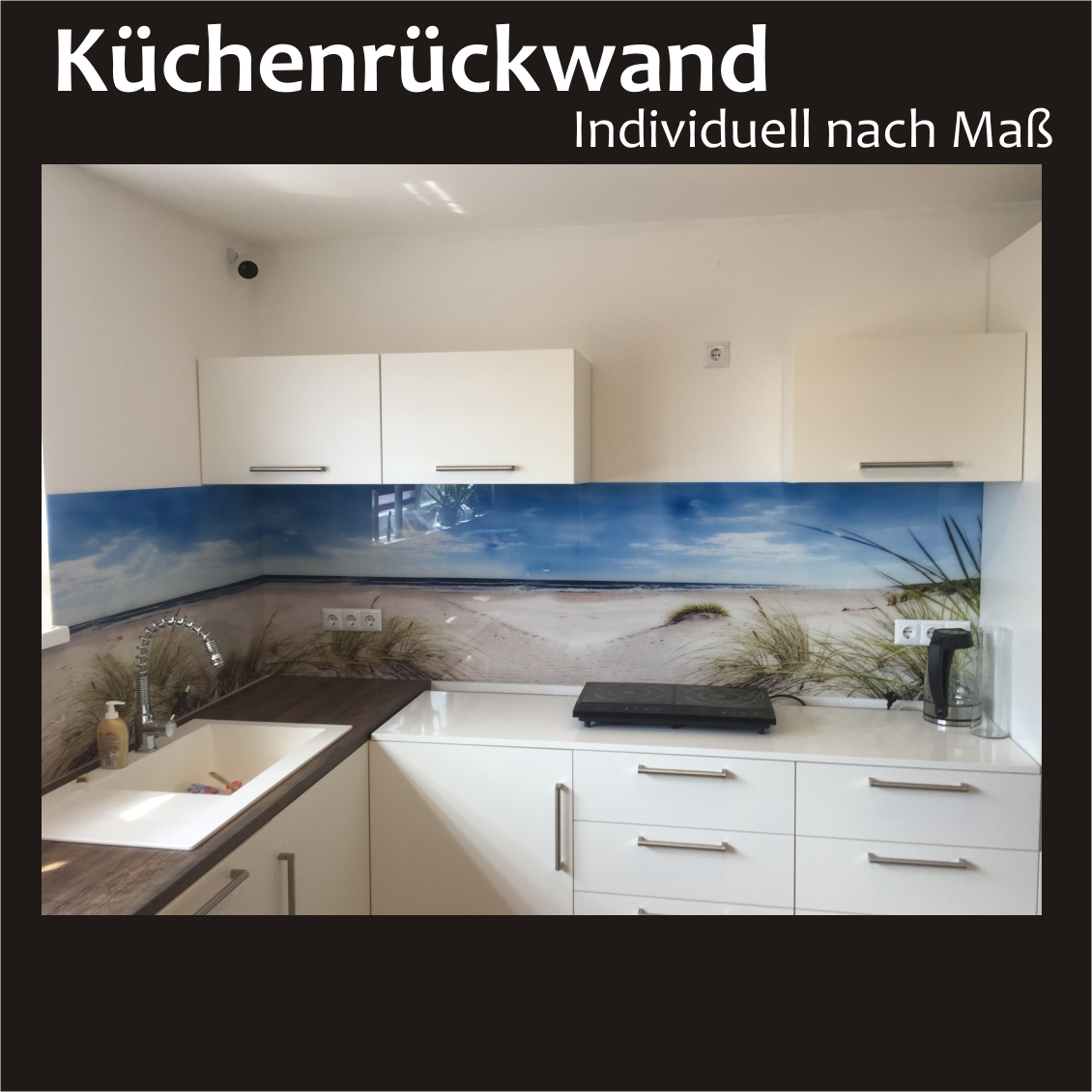 k chenr ckwand nach ma k chenr ckwand fliesenspiegel spritzschutz. Black Bedroom Furniture Sets. Home Design Ideas