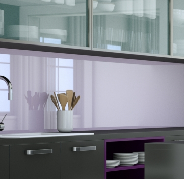 küchenrückwand nach maß - aus plexiglas® acrylglas - Plexiglas Für Küche