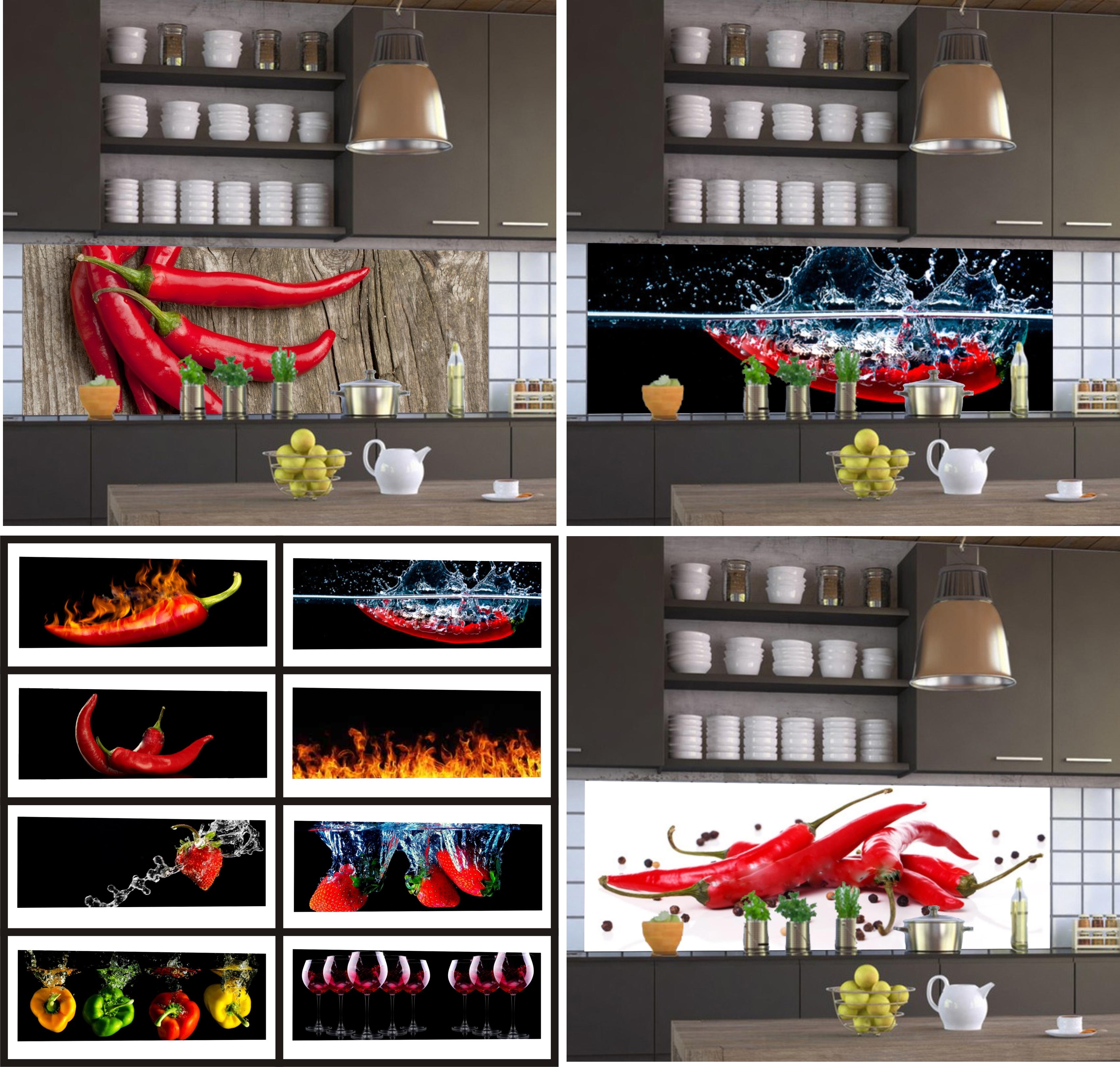 Niedlich Küchenrückwand Aus Plexiglas Fotos - Die Designideen für ...