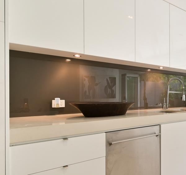 Küchenrückwand nach Maß - Spritzschutz, Küchenrückwand, Acrylglas ...